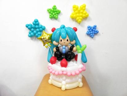 *誕生日ケーキ*